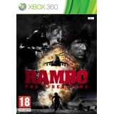 RAMBO THE VIDEO GAME XBOX